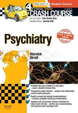 Crash Course Psychiatry Updated Print + E-Book Edition