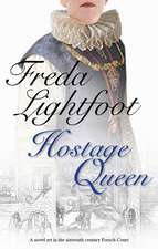 Hostage Queen:  A Lina Townend Mystery
