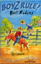 Boyz Rule 14: Bull Riding