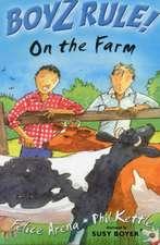 Boyz Rule 23: On the Farm