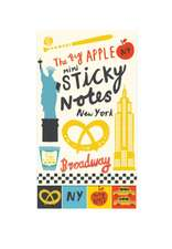 The Big Apple Mini Sticky Notes