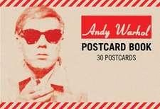 Andy Warhol Postcard Set:  Green