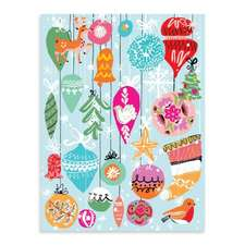 Twinkle and Shine Large Embellished Notecards
