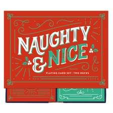 Cărți de joc Naughty & Nice