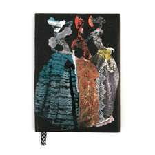 Christian LaCroix Heritage Collection Les Madones A6 Layflat Notebook