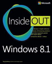 Windows 8.1 Inside Out:  Cloud Management with App Controller