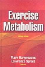 Exercise Metabolism