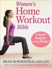 Women's Home Workout Bible:  Step to Success
