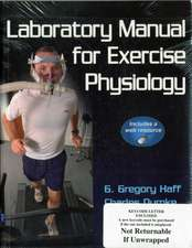 Laboratory Manual for Exercise Physiology [With Access Code]:  A Modular Approach