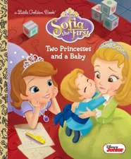 Two Princesses and a Baby (Disney Junior:  Sofia the First)