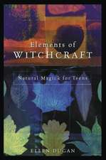 Elements of Witchcraft:  Natural Magick for Teens