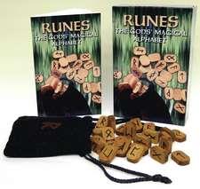 Wooden Runes Kit