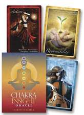 Chakra Insight Oracle:  A Transformational 49-Card Deck