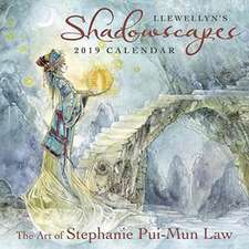 Llewellyn's 2019 Shadowscapes Calendar