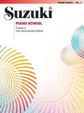 Suzuki Piano School 2 New International Edition Buch