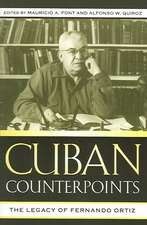 Cuban Counterpoints