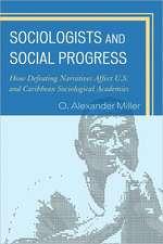 Sociologists and Social Progress