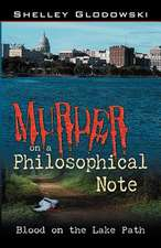 Murder on a Philosophical Note