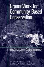 Groundwork for Community-Based Conservation