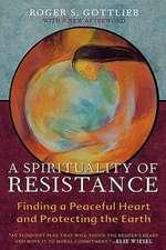 A Spirituality of Resistance