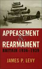 Appeasement and Rearmament