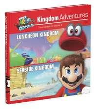 Super Mario Odyssey: Kingdom Adventures Vol 4