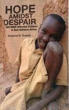Hope Amidst Despair: HIV/AIDS-Affected Children in Sub-Saharan Africa