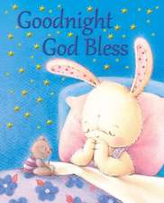 Goodnight, God Bless:  A Spot-The-Difference Jigsaw Book
