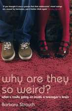 Why Are They So Weird?: What's Really Going On in a Teenager's Brain
