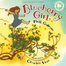 Blueberry Girl