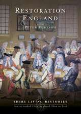 Restoration England: 1660-1699