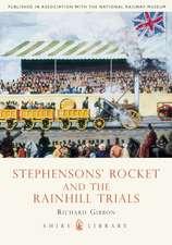 Stephenson's Rocket and the Rainhill Trials