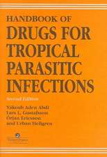 Handbook of Drugs for Tropical Parasitic Infections