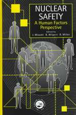 Nuclear Safety; A Human Factors Perspective
