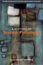 A History of Scottish Philosophy