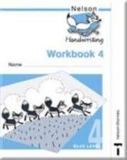 Nelson Handwriting Workbook 4 (X10)