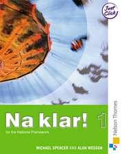 Na klar! 1 - Student's Book