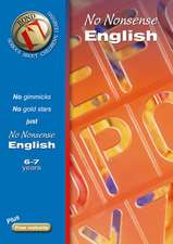 Bond No-Nonsense English 6-7 Years