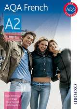 AQA A2 French Student Book