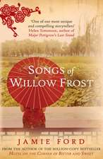 Songs Of Willow Frost (export Edition)