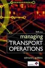 Managing Transport Operations
