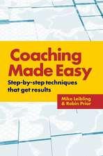 Coaching Made Easy