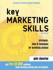 Key Marketing Skills
