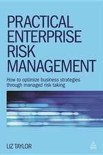 Practical Enterprise Risk Management