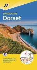 50 Walks in Dorset