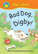 Bad Dog Digby!