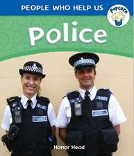 Police Officer. Rebecca Hunter:  The Simple Yet Revolutionary Way to Transform Your Body, for Life
