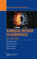 Numerical Methods in Astrophysics