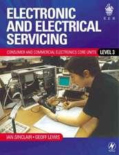 Electronic and Electrical Servicing: Level 3
