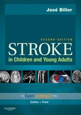 Stroke in Children and Young Adults: Expert Consult - Online and Print